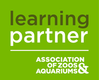 Learning partner of the Association of Zoos & Aquariums