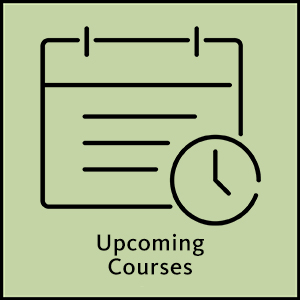 Oregon State University Upcoming Professional Development Courses Icon