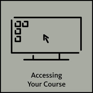 Accessing Your Course