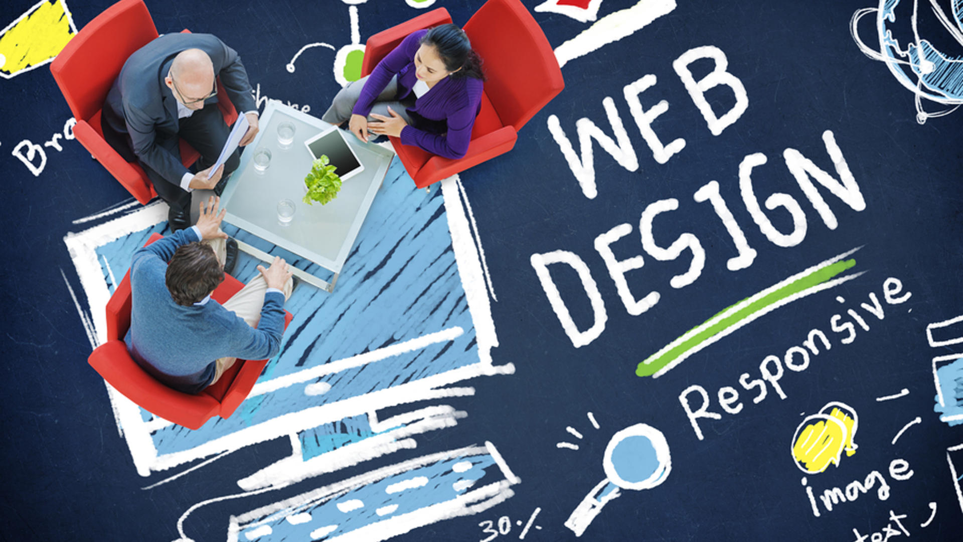 Web Design and Coding Bootcamp Image